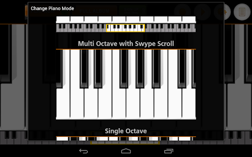 Mini Piano Pro - screenshot thumbnail