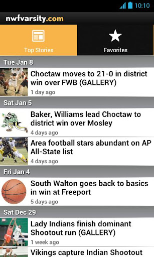 NW Florida Daily News Varsity