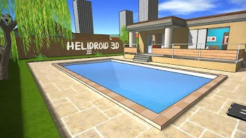 Screenshot of Helidroid 3 : 3D RC Helicopter