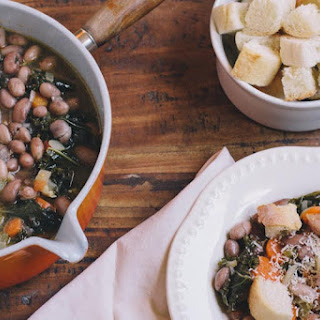 Tuscan Bread and Bean Soup
