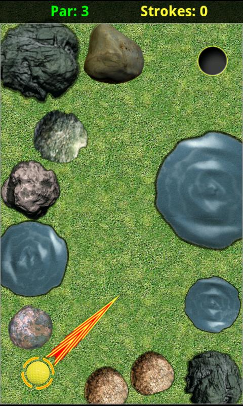 MiniGolf Star- screenshot