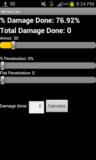Armor Calc - League of Legends