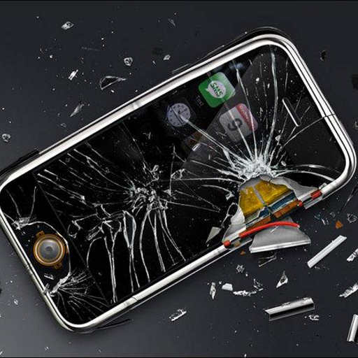 Whack an iPhone
