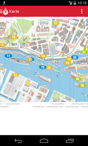 【免費旅遊App】Hafengeburtstag Hamburg-APP點子