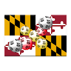 Maryland winning numbers icon