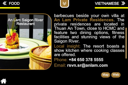 Hanoi/Halong Travel Guide screenshot 4