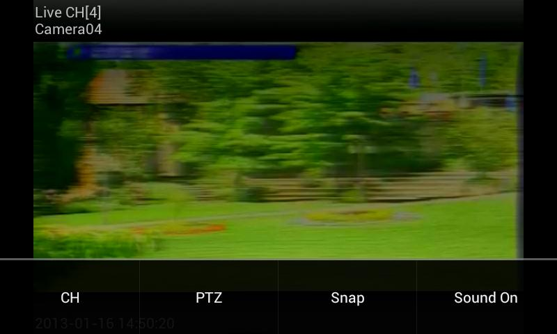 Bosch DVR Viewer - screenshot