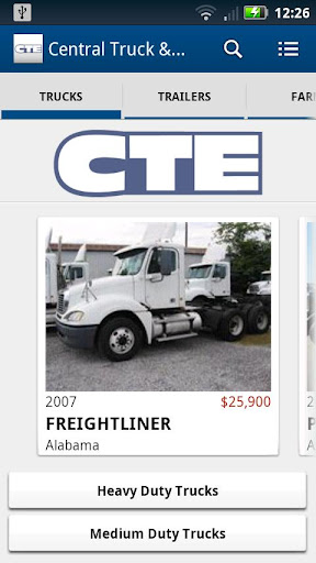Central Truck Equipment