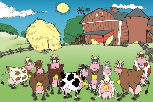 Musical Cows