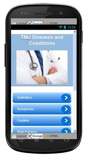 TMJ Disease Symptoms
