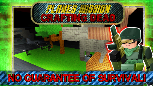 Planes Mission Crafting Dead