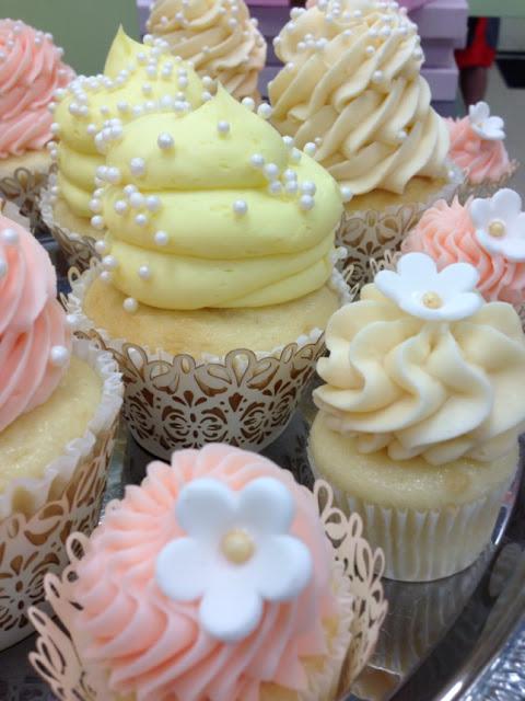 Gluten Free Elegance! Gigis Cupcakes!