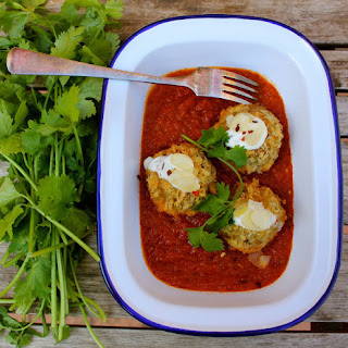 Malai Kofta in Spicy Sauce