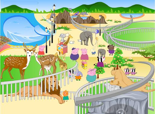 เกมส์จัดสวนสัตว์