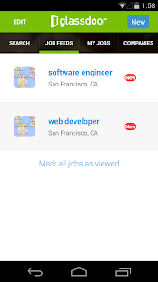 Job Search, Salaries & Reviews - screenshot thumbnail