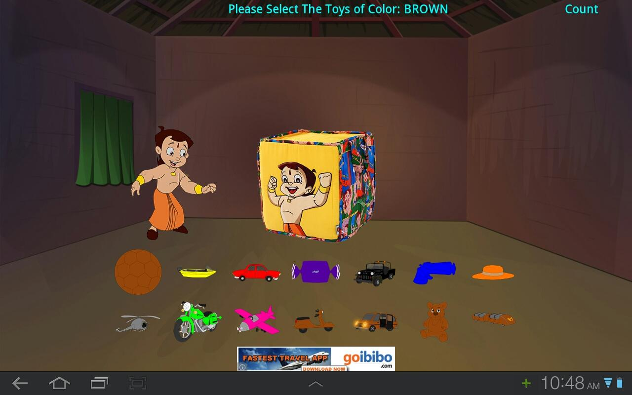 Toy Game with Chhota Bheem - Android Apps on Google Play