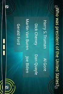 Quisr | 1-2 Player Quiz- screenshot thumbnail