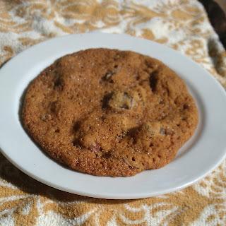 """Crack"" Himalayian Salted Chocolate Chunk Cookies."