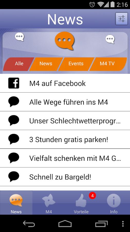 M4 - screenshot
