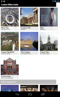 London Offline Travel Guide - screenshot thumbnail