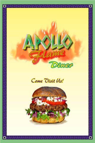 Apollo Flame Diner
