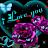Purple Rose Blue Butterfly Liv logo