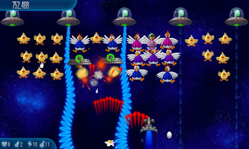 Chicken Invaders 5 1.13ggl screenshots 3