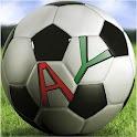AY! LOS MANOLOS y el futbol logo