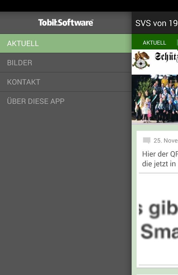 Schützenverein Schwagstorf- screenshot