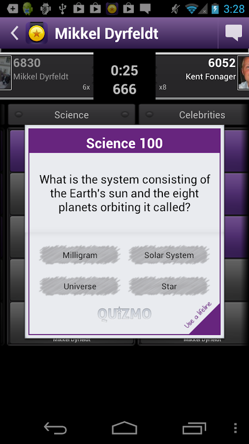 Quizmo - free trivia quiz game- screenshot