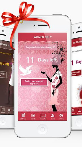 女性日历——经期追踪器