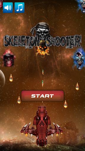Halloween Skeleton Shooter