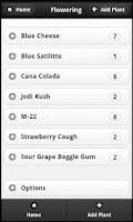 Screenshot of Medical Marijuana Grow App