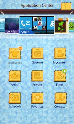 玩漫畫App|GO SMS Pro ShowerRoom ThemeEX免費|APP試玩