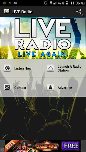 Jeremiah Dunn's LIVE Radio