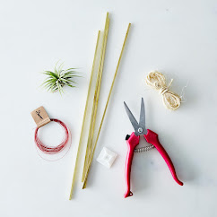 DIY Brass Mobile Kit