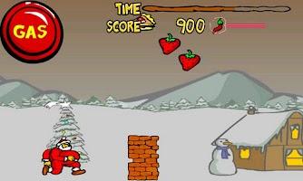 Screenshot of Santa Farts
