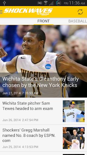 【免費新聞App】Shockwaves by Wichita Eagle-APP點子