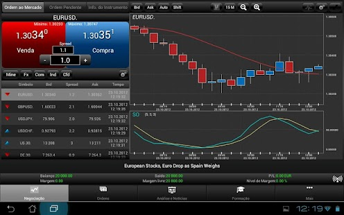 XTrade HD - screenshot thumbnail