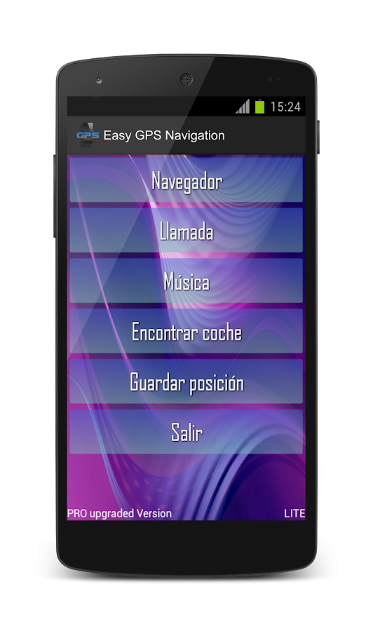 Easy Auto: captura de pantalla