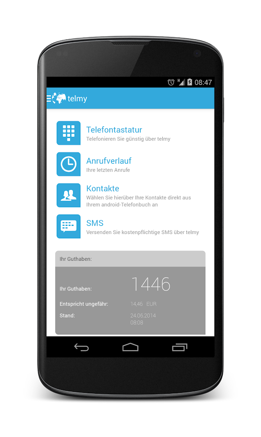 telmy- screenshot
