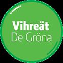 Vihreät - De Gröna - Uutiset