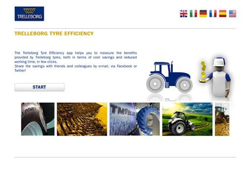 Trelleborg Tire Efficiency