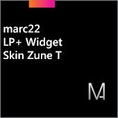LP+ Widget Skin Zune T