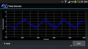 Screenshot of Vibrations Analysis