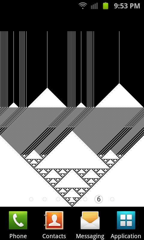 Emergent Wallpaper- screenshot