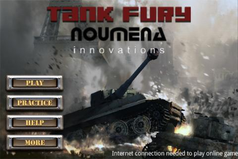 Tank Fury 3D Pro - screenshot