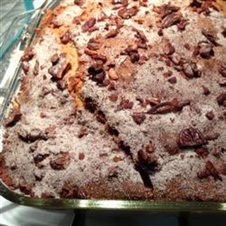 Aunt Martha's Jewish Coffee Cake.