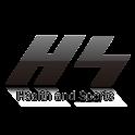 HealthAndSports logo