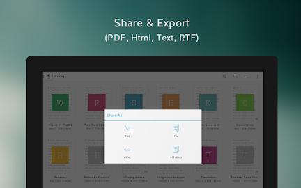 JotterPad - Writer Screenshot 23